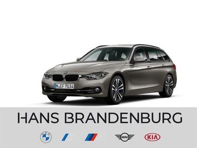 gebraucht BMW 340 i xDrive Touring LED Kurvenlicht HUD Rückfahrkam. Panorama Fernlichtass. LED-hinten LED-Tagfahrlicht RDC