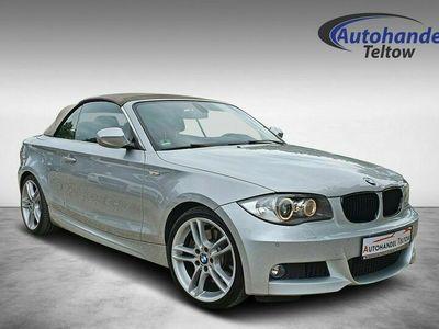 gebraucht BMW 123 Cabriolet d Aut. M Sport Paket