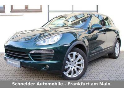 gebraucht Porsche Cayenne ·2.Hand·67tkm·Klima·Navi·Leder·Xenon·Pdc