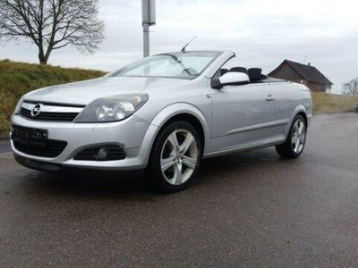 begagnad Opel Astra Cabriolet H Twin Top Edition-Tempomat-Alu-PDC-Tempom