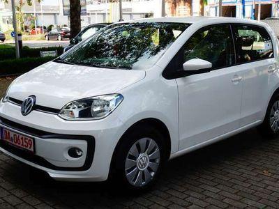 gebraucht VW up! move BMT/Start-Stopp (122) / SzHz/ Klima/Tem