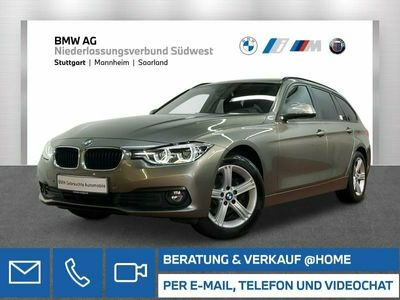 gebraucht BMW 320 320 d Touring Advantage HiFi Spurwarng. Fl.Ass.