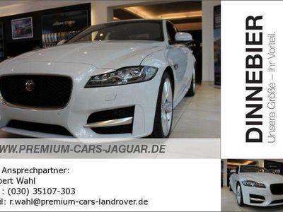 gebraucht Jaguar XF 20d R-Sport AWD | Berlin