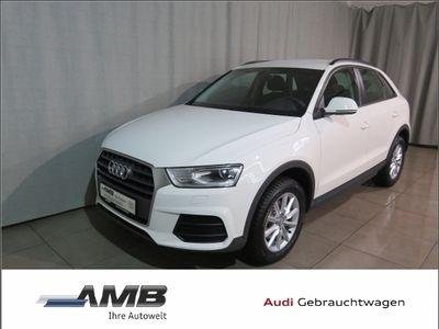 gebraucht Audi Q3 1.4 TFSI Xenon/SHZ/MFL/Climatronic
