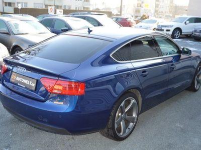 gebraucht Audi A5 SpB 2.0 TDI q*AdKey*StandHz*Navi*Leder*X*AHK