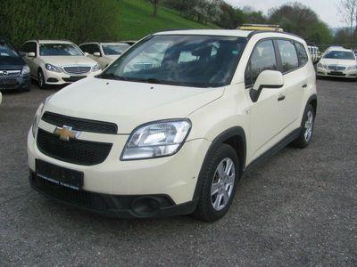 gebraucht Chevrolet Orlando 2.0 TD Taxi 7-Sitze/Klima/PDC