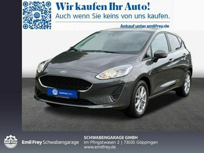 gebraucht Ford Fiesta 1.1 S&S COOL&CONNECT