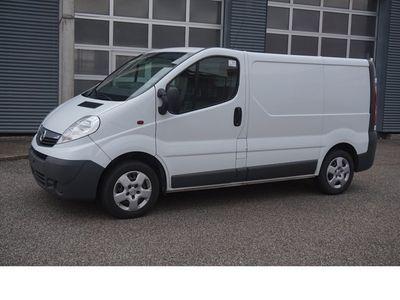 gebraucht Opel Vivaro 2.0 CDTI L1 H1 Kasten Werkstatt Klima
