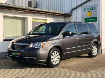 gebraucht Chrysler Grand Voyager Town & Country 3.6l V6*7-Sitzer*LHZ*KAMERA*KLIMA