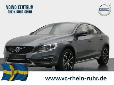 gebraucht Volvo S60 CC Pro D4 e-Sitze LED-Tagfahrlicht Mult