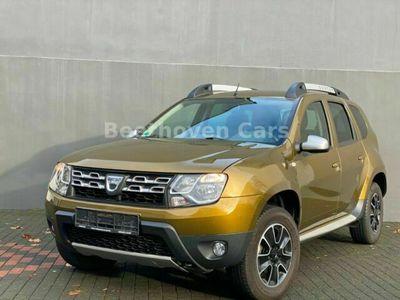 gebraucht Dacia Duster /SCe114/PRESTIGE/LEDER/NAVI/KAMERA/SITZHZG