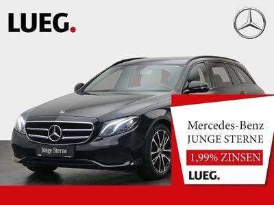 gebraucht Mercedes E220 T 4M AVANTGARDE NAVI+MEDIADISPLAY+SHD