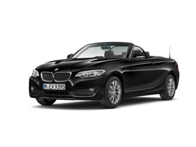 used BMW 218 i Cabrio Advantage