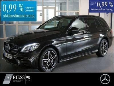 gebraucht Mercedes C300 de T-Modell AMG+Distronic+Pano.-Dach