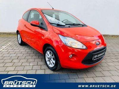 gebraucht Ford Ka 1.2 Cool & Sound Edition WINTER-PAKET / ALU