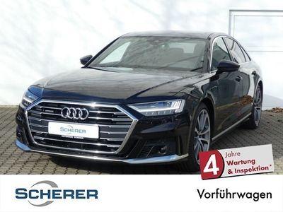 gebraucht Audi A8 *Head-Up Display, Panorama-Glasdach, Bang & Olufsen, Standheizung*