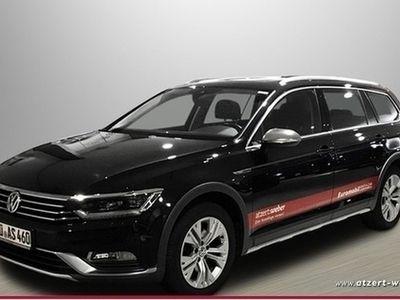 käytetty VW Passat Alltrack DSG 4Motion Navi LED AHK Leder Navi Panorama Leder AHK GRA LM