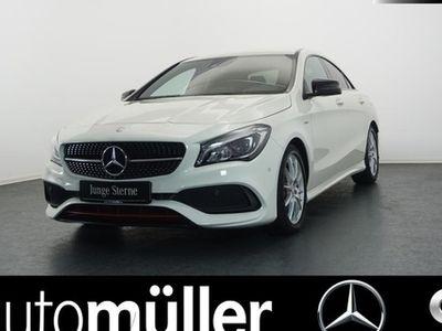 gebraucht Mercedes CLA250 Sport 4M Coupé AMG+Night+LED+Kamera+Navi