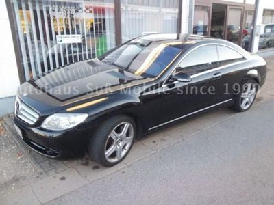 gebraucht Mercedes CL500 Kamera Harman Kardon AMG Paket