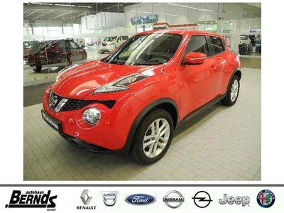 gebraucht Nissan Juke 1.2 DIG-T Acenta*NAVI*KAMERA*WKR*