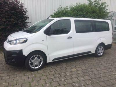 gebraucht Citroën Jumpy Kombi XL Navi 9-Sitzer Parktronic