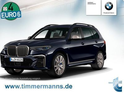gebraucht BMW X7 M50d Innovationsp. Sport Aut. Komfortsitze
