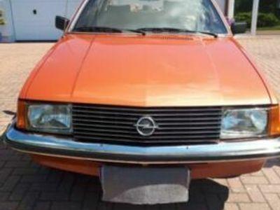 gebraucht Opel Rekord E- Berlina