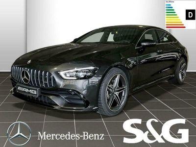 gebraucht Mercedes AMG GT 53 MBUX+HUD+360°+AHK+M-LED+RüKam+Distro.