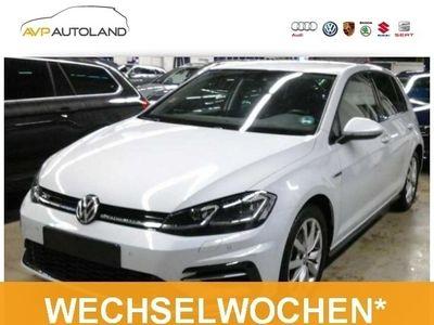 gebraucht VW Golf VII Highline VII 1.5 TSI BMT R-Line | NAVI schwarz