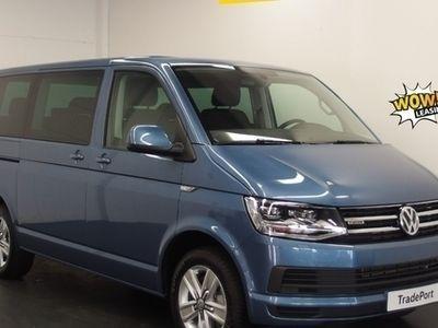 gebraucht VW Multivan T6Comfortline 2.0 TDI LED+PDC+SHZ