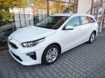 gebraucht Kia cee'd Sportswagon 1.4 T-GDI Vision Navi-/Komfort-Paket, Klimaautom.