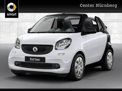 gebraucht Smart ForTwo Cabrio 66kW BRABUS tailor made DCT SHZ