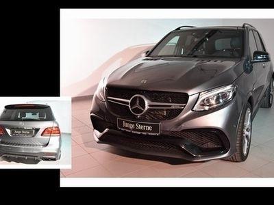 gebraucht Mercedes GLE63 AMG AMG S 4M DISTRONIC/tandhzg/VMAX/AIRMATIC