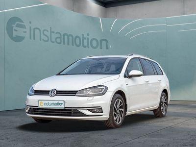 gebraucht VW Golf GolfVariant 1.6 TDI Join Navi LED Climatronic Sitzhzg
