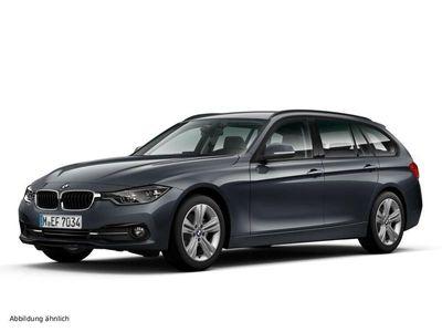 gebraucht BMW 320 xdA Touring Sport Line RÃKam DrivAss HUD