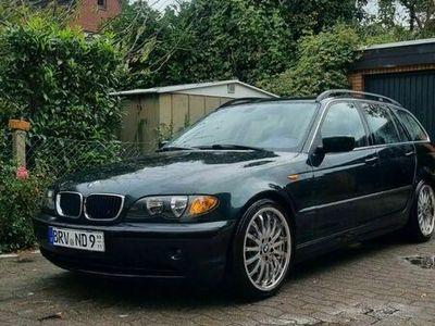 gebraucht BMW 330 e46 D Touring