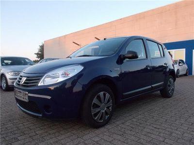gebraucht Dacia Sandero 1.4 MPI Scheckheftgepflegt TÜV:03.2017 Euro 4
