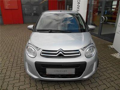 gebraucht Citroën C1 VTi 68 Feel *Klimaanlage*Audio-System*