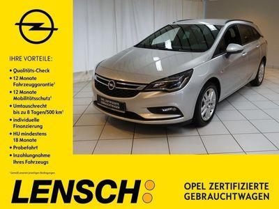 gebraucht Opel Astra ST 1.6D Business Edition SHZ+AGR+BT+PDC