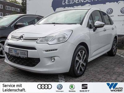 gebraucht Citroën C3 1.0 VTi/ PureTech EINPARKHILFE/ TEMPOMAT