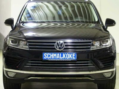 gebraucht VW Touareg 3.0V6 TDI SCR Autom Leder Xenon AHK Navi