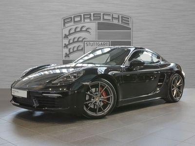 käytetty Porsche 718 CaymanCayman S