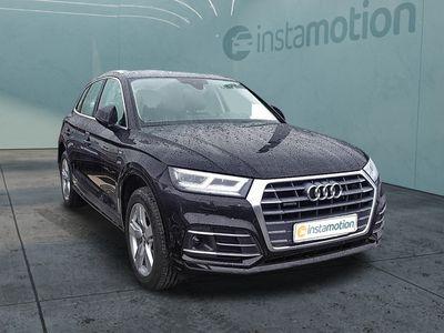 gebraucht Audi Q5 Q540 TDI qu. 2x S line S tronic AHK LED RόKa