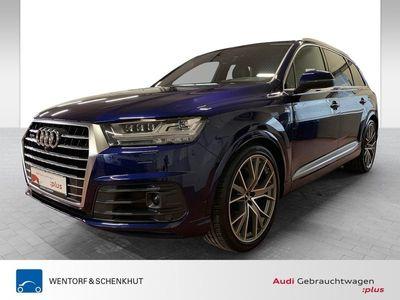 gebraucht Audi Q7 50 TDI quattro S-line Matrix AHK B&O Standheizung