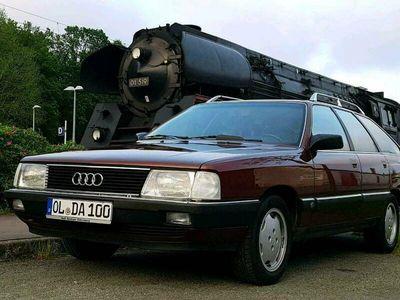 gebraucht Audi 100 C3 Typ 44 Avant 2.3 5 Zylinder