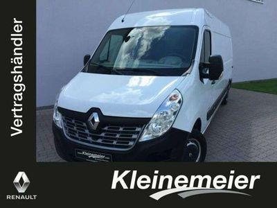 gebraucht Renault Master 3,5t dCi 125 L3H2*AHK*1. Hand*wenig km*