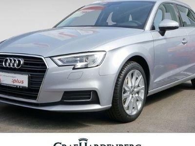 gebraucht Audi A3 Sportback 1.0 /Z Design Einparkh. Klima Navi
