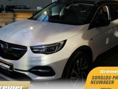 gebraucht Opel Grandland X 1.6 Ultimate LED|NAVI|LEDER|PDC|