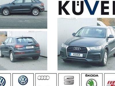 gebraucht Audi Q3 2,0 TDI S-Tronic Navi Xenon Tempomat