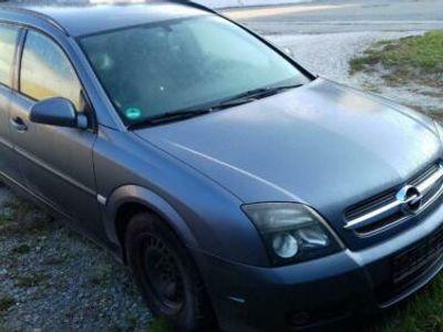 gebraucht Opel Vectra Kombi Klimaautom. /Euro4 /AHK
